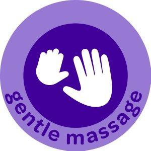 Step 2: Gentle Massage