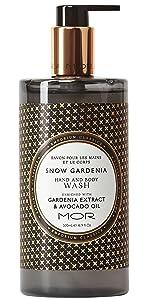 snowgardenia;body;skincare;wash;cleanser;mor;emporiumclassics