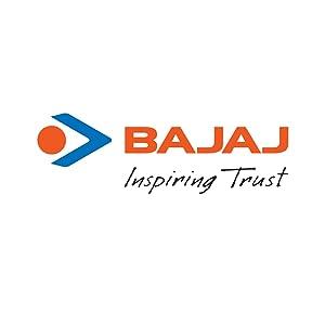 Bajaj Majesty RH 11F Plus With Fan,Black/Golden