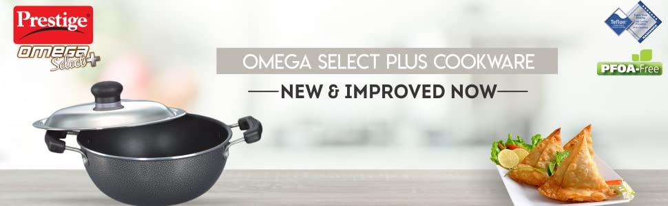 Prestige Omega Select Plus Cookware