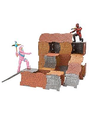 jazwares;fortnite;harvesting tool;pick axe;fortnite;epic games;collectibles;mats;wood;steel;brick