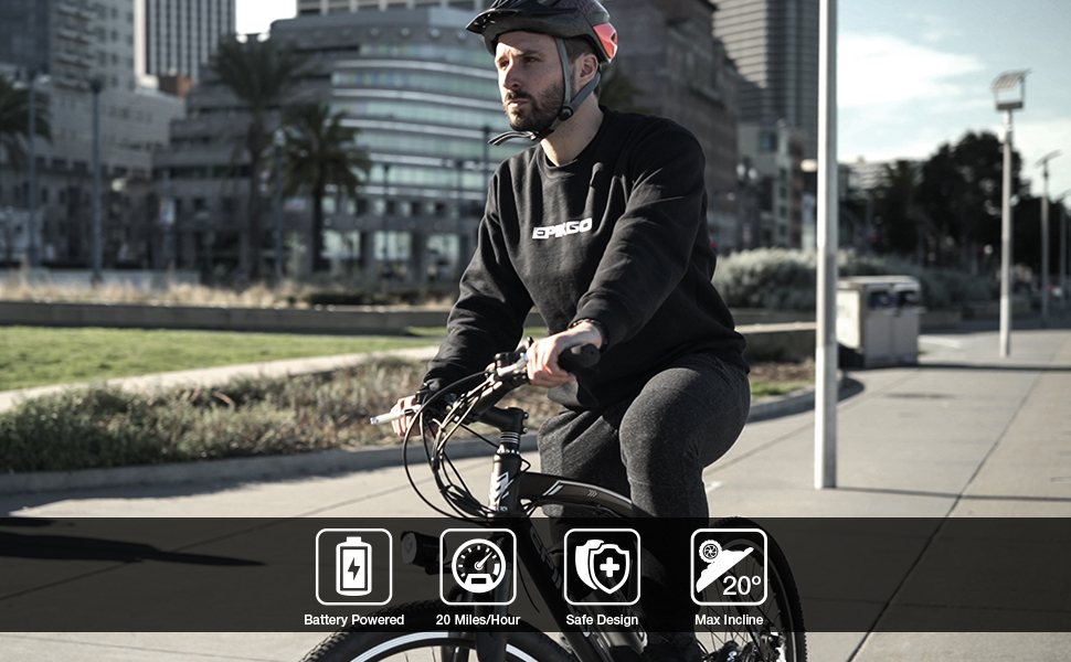 EPIKGO Electric Bike