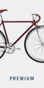 Amazon Com Pure Fix Original Fixed Gear Single Speed Fixie Bike