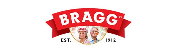 Patricia Bragg Paul Bragg EST. 1912 Bragg Logo Bragg Apple Cider Vinegar