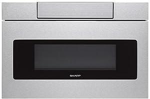 Amazon.com: Sharp, horno microondas SMD2470AS, de 24 ...