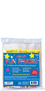 Party Fun for Kids, kid activities, wikki stix, birthday fun favors for kids