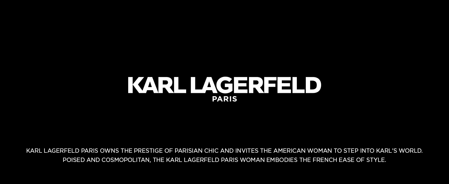 Karl Lagerfeld Brand Logo