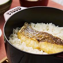 ストウブ ごはん 炊飯 お米