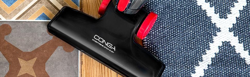 Cecotec Aspirador Vertical Conga EcoExtreme Stick Easy. Aspirador ...