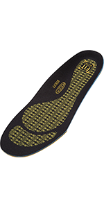 insole replacement cushion comfort foot bed arch support heel pain extra