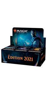 MTG, magisch de Gathering, Booster-Box.