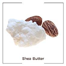 shea butter ingredient organic