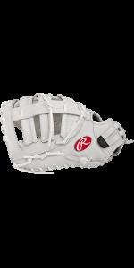 Liberty Advanced Fastpitch Softball First Base Glove, 13 inch, Left Hand Throw
