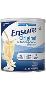 Amazon Com Ensure Plus Nutrition Shake With 13 Grams Of