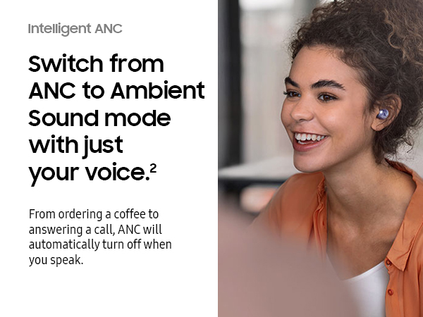 Active noice cancellation, noise cancelling headphones, voice activated wireless headphones