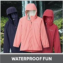 Waterproof fun