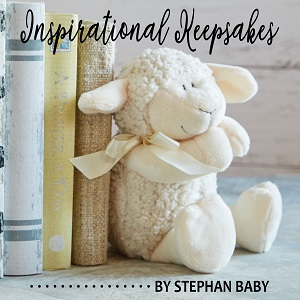 Stephan Baby Commemorative Card Doll