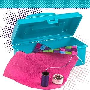 Cra-Z-Art - Máquina de coser con luz y sonido Shimmer NSparkle ...