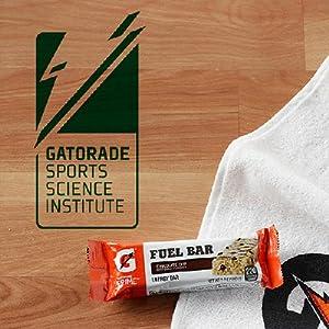 Gatorade prime fuel energy bar