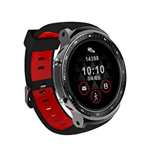 Smartwatch Android 5.1 3G GPS Pulsometro Prixton SW40