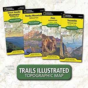 Trails Illustrated