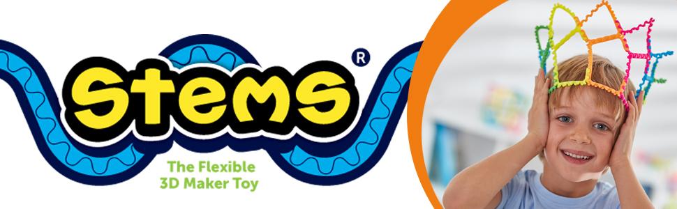 Stems 3d maker toy