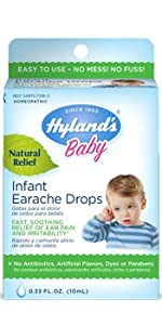 Amazon Com Allergy Relief For Baby By Hyland S Infant