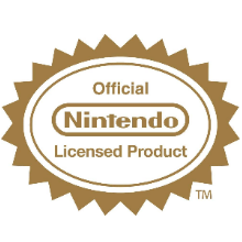 nintendo official licensed product