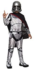 Child Captain Phasma Costume