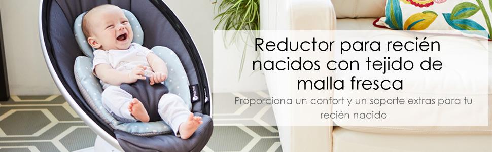 4moms Nuevo Reductor para Recién Nacido con Tejido de Malla Fresco ...