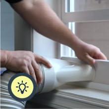 Della 14 000 Btu Evaporative Portable Air Conditioner