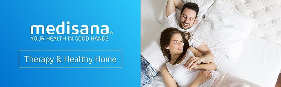 Medisana AH 662 Humidificador ultrasónico, purificador de aire para dormitorio y sala de estar, nebulizador con compartimento de aromas contra el aire seco, 4,5 litros: Amazon.es: Hogar