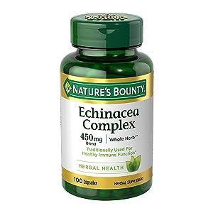 Nature's Bounty Echinacea Complex