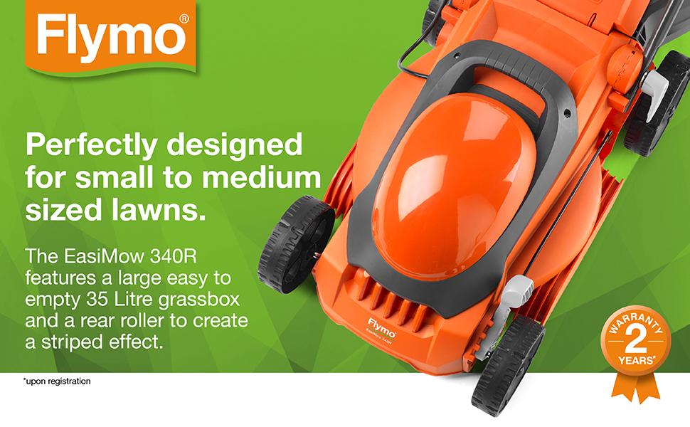 EasiMow 340R