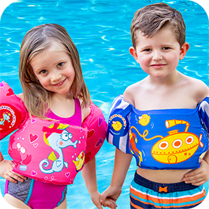 swimming aid for boys;swimming aid for girls;swimming aids for kids;pool training aids;arm floats