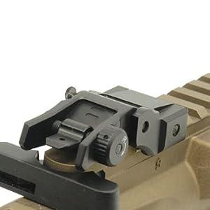 Low Profile Flip-up Rear Sight