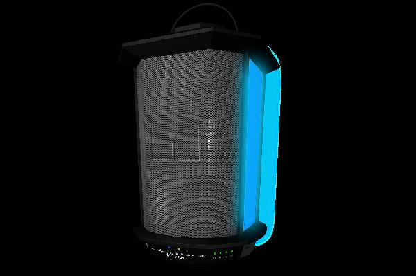 Amazon Com Monster Glo Outdoor Multi Color Lantern