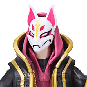 Amazon Com Fortnite Solo Mode Core Figure Pack Drift Toys Games
