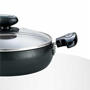 Prestige Hard Anodized Cookware Saute Pan