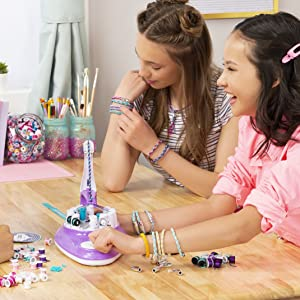 Cool Maker, Kumi, braccialetti, collane, bracciali amicizia, moda, gioielli, faidate, crea gioielli