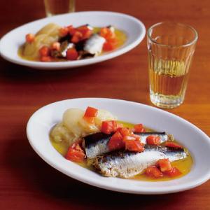 圧力鍋 あつりょくなべ 鍋 時短 いわし 一尾 魚 簡単 レシピ 献立 晩ごはん トマト 蒸し煮 煮物 煮もの 煮付け ほろほろ やわらかい 柔らかい さっぱり 洋風