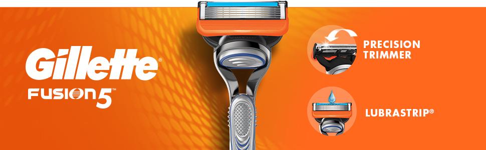 Fusion5 Gillette Precision Trimmer Lubrication Strip