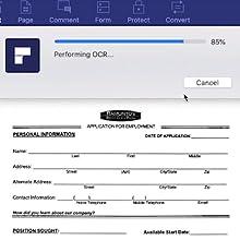 PDF scaner