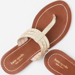 841d4cb44c76 Amazon.com  Kate Spade New York Women s Carol Sandal  Shoes