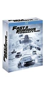 Coffret Intégrale Fast & Furious [Blu-Ray]