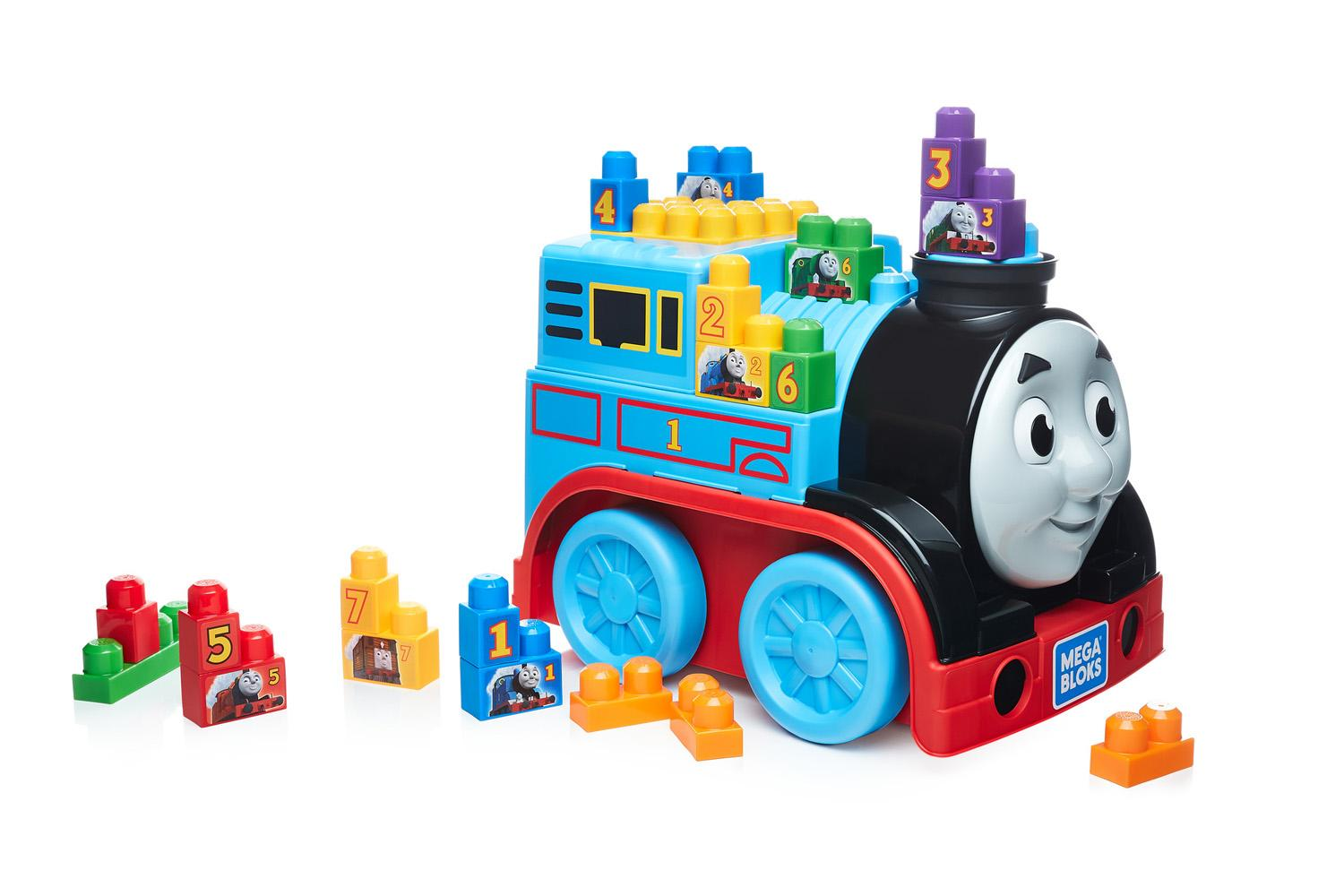Amazon.com: Mega Bloks Thomas Build & Go: Toys & Games