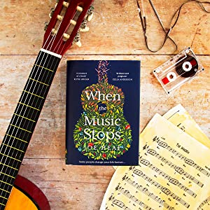 When the Music Stops, best new fiction, Joe Heap, The Rules of Seeing, best love stories, new books