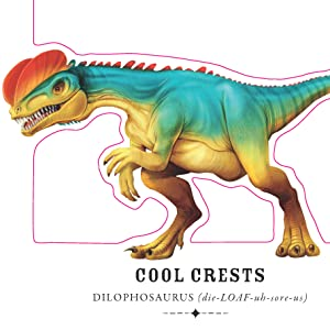 Cool crests dinosaur paperscapes