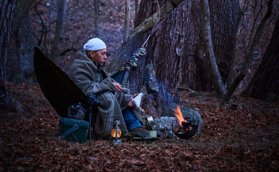 キャンプ ひとり すすめ の の ヒロシ