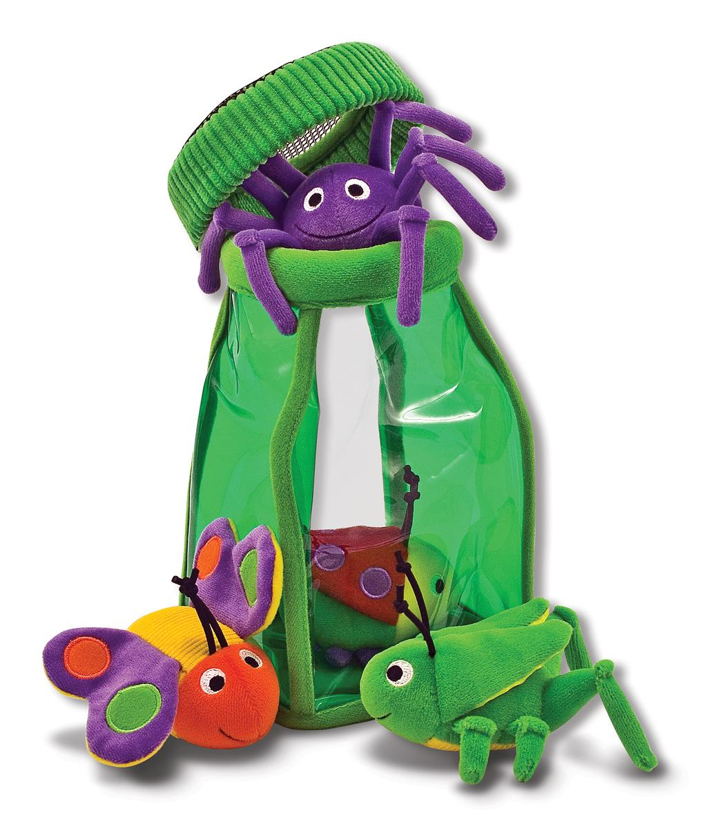 Bug Toys For Boys : Amazon melissa doug deluxe bug jug fill and spill